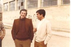 Mis amigos Pedro y Aliod