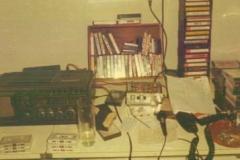 Inicios Radio Chopera 1986