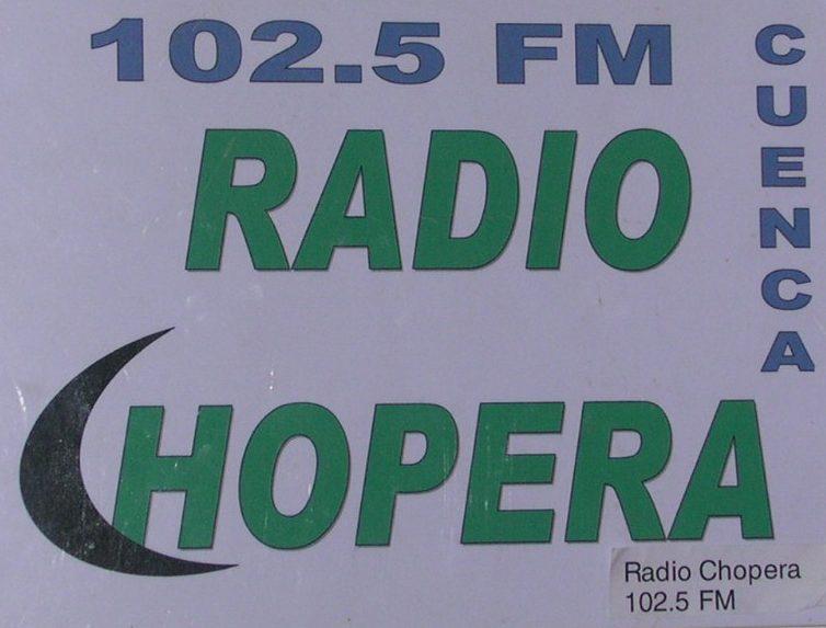 RADIO CHOPERA 102.5 fm